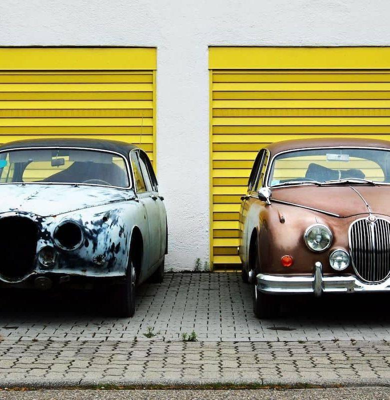two cars comparison